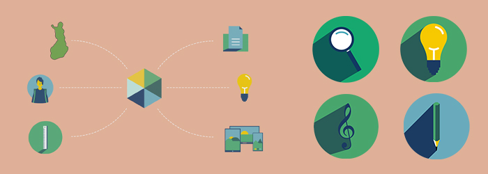 Animations, moving images and illustrations – Unigrafia's Creative Studio making content for KAARO network